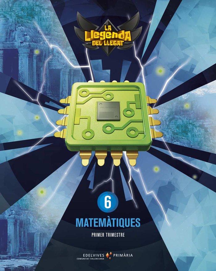 Matematiques 6ºep c.valenciana 19 llegenda llegat
