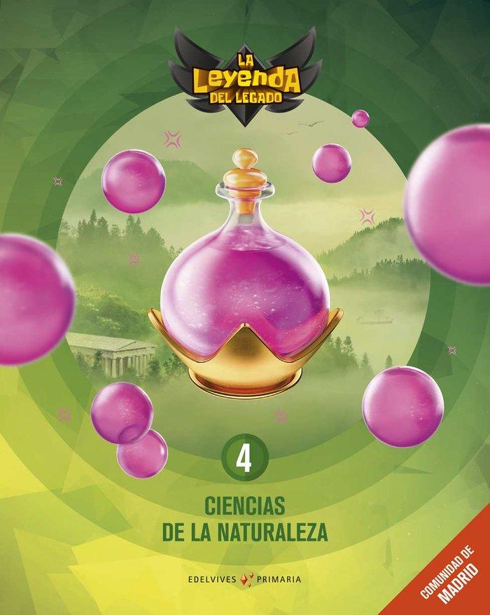 Ciencias naturaleza 4ºep madrid 19 leyenda legado