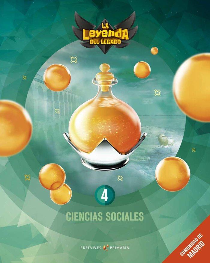 Ciencias sociales 4ºep madrid 19 leyenda legado