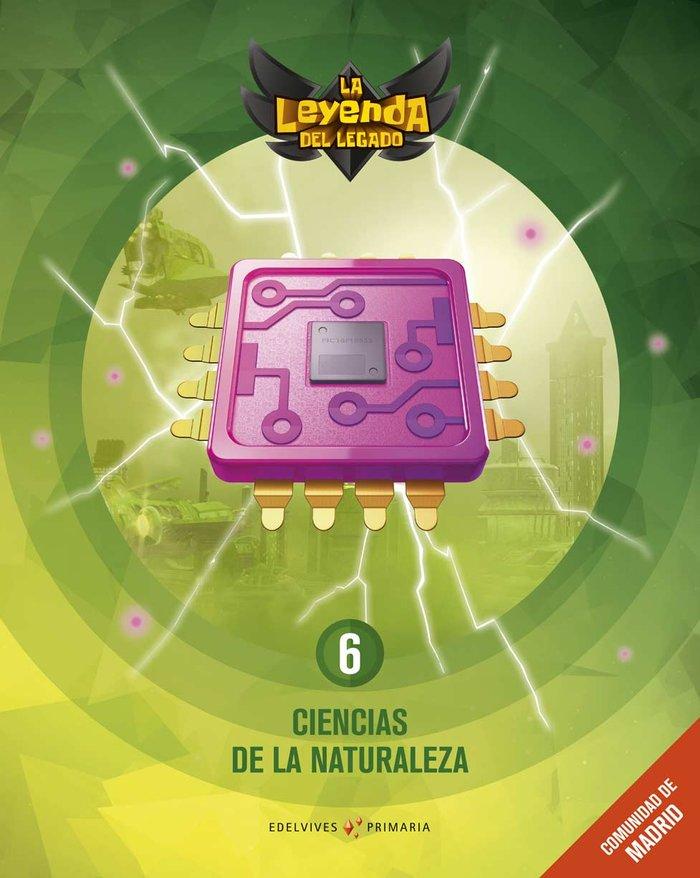 Ciencias naturaleza 6ºep madrid 19 leyenda legado