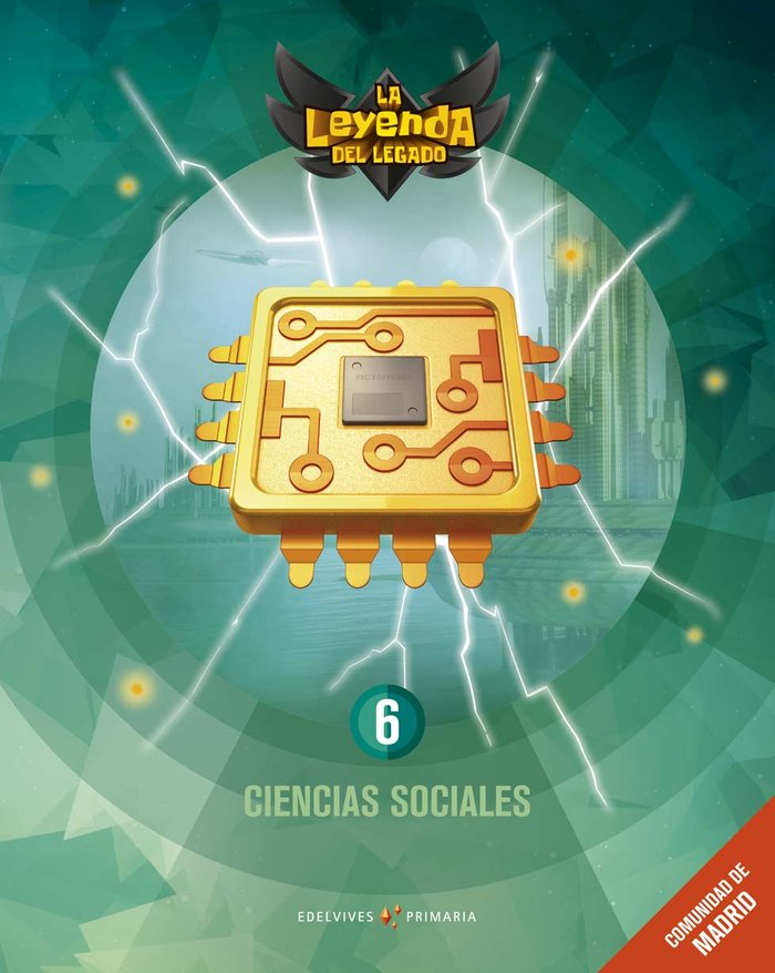 Ciencias sociales 6ºep madrid 19 leyenda legado