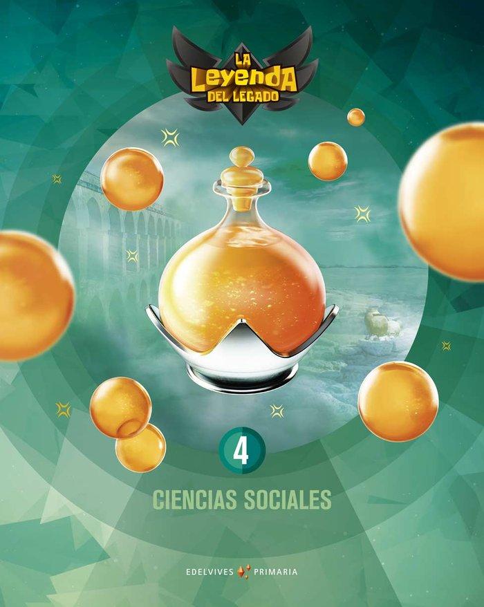 Ciencias sociales 4ºep 19 leyenda legado