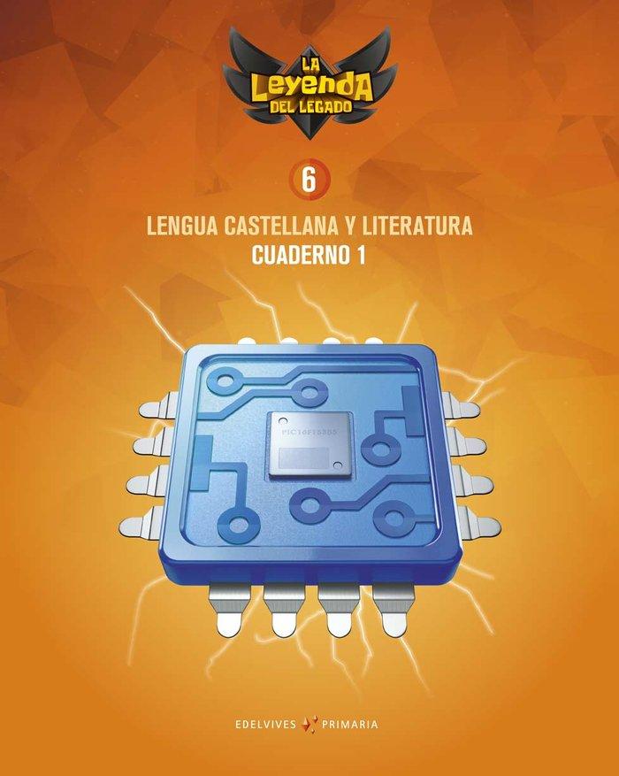 Cuaderno lengua 1 6ºep 19 leyenda legado