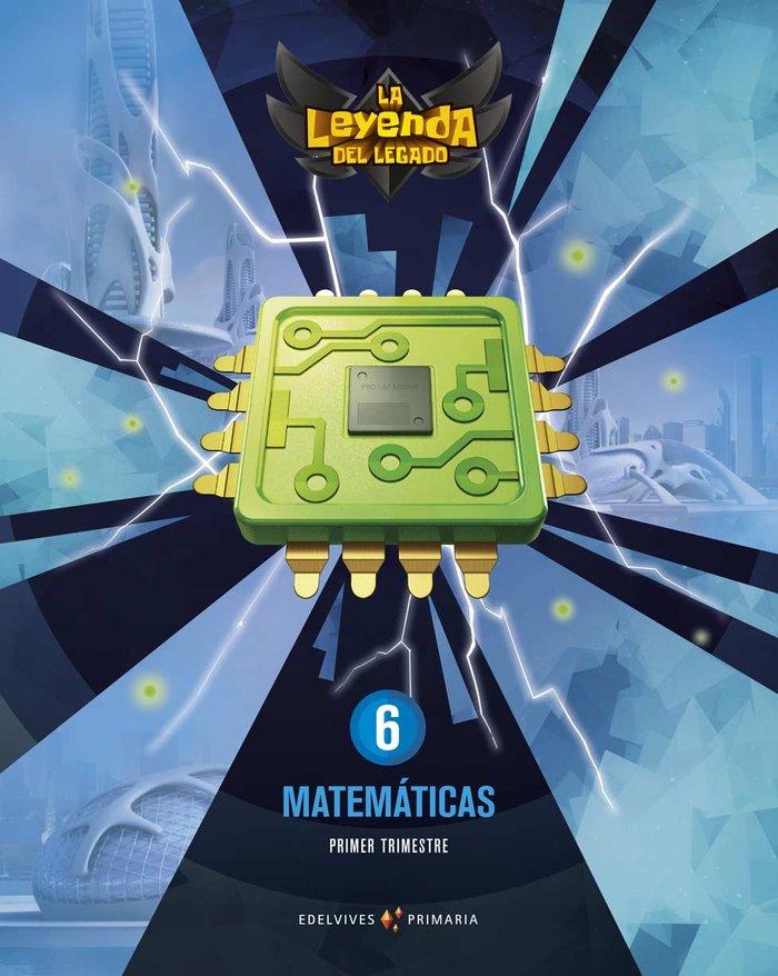 Matematicas 6ºep 19 leyenda legado