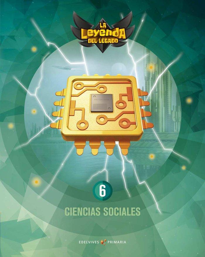 Ciencias sociales 6ºep 19 leyenda legado