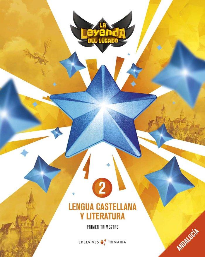 Lengua 2ºep andalucia 19 leyenda legado