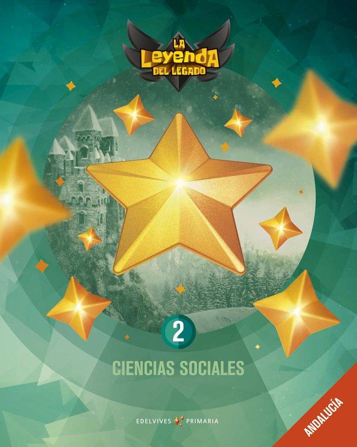 Ciencias sociales 2ºep andalucia 19 leyenda legado