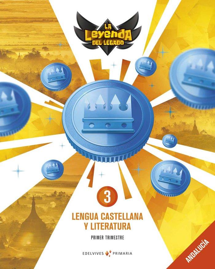 Lengua 3ºep andalucia 19 leyenda legado