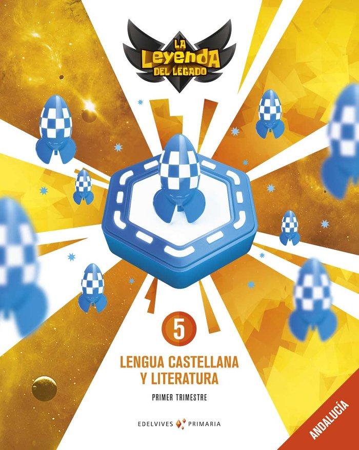 Lengua 5ºep andalucia 19 leyenda legado