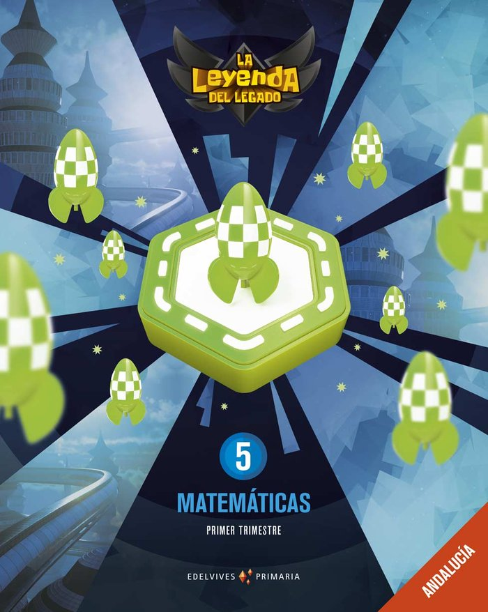 Matematicas 5ºep andalucia 19 leyenda legado