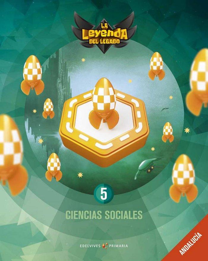 Ciencias sociales 5ºep andalucia 19 leyenda legado