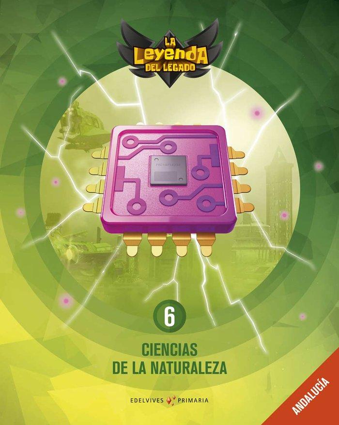 Ciencias naturaleza 6ºep andalucia 19 leyenda lega