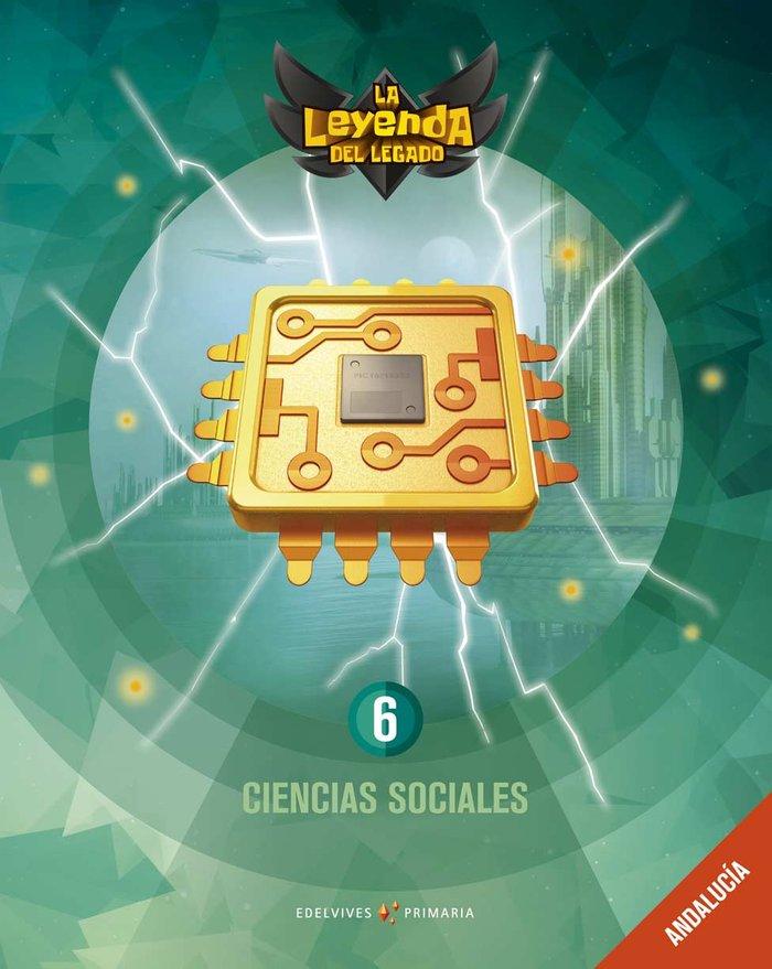 Ciencias sociales 6ºep andalucia 19 leyenda legado