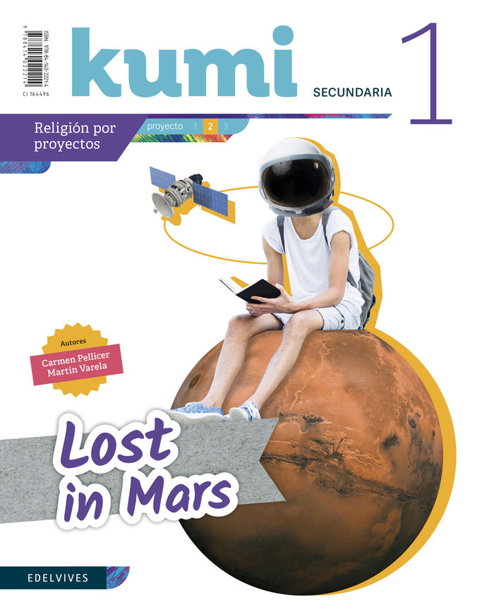 Lost in mars 1ºeso 19 kumi (religion)