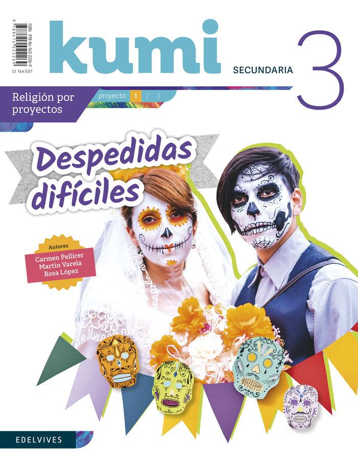 Despedidas dificiles 3ºeso 19 kumi (religion)
