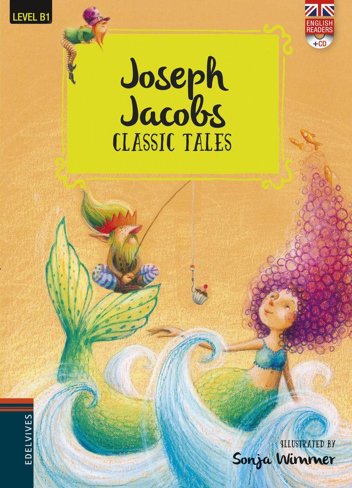 Joseph jacobs classic tales level b1