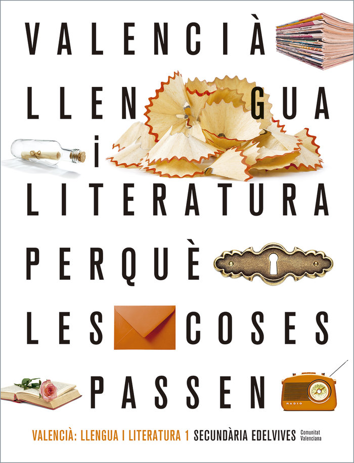 Llengua literatura 1ºeso valencia 20 para cosas oc