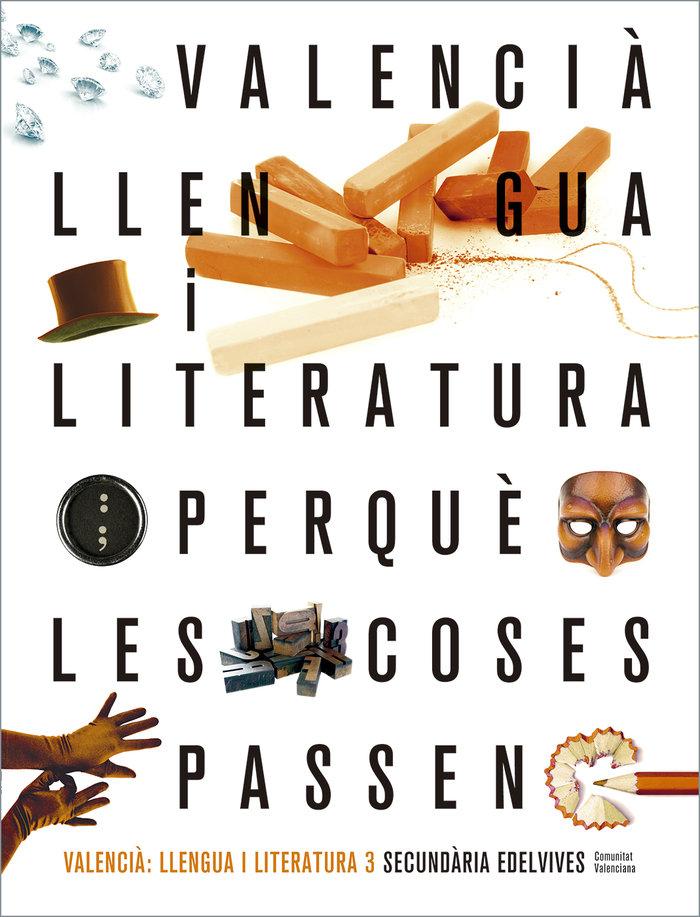 Llengua literatura 3ºeso valencia 20 para cosas oc