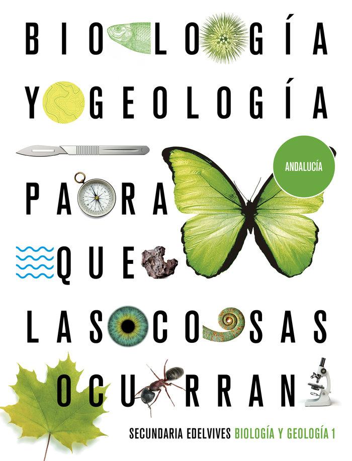 Biologia geologia 1ºeso andalucia 20 para cosas oc