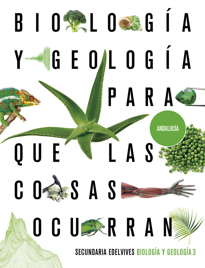 Biologia geologia 3ºeso andalucia 20 para cosas oc