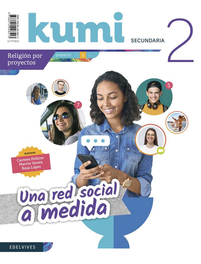 Nueva red social 2ºeso 20 kumi (religion)