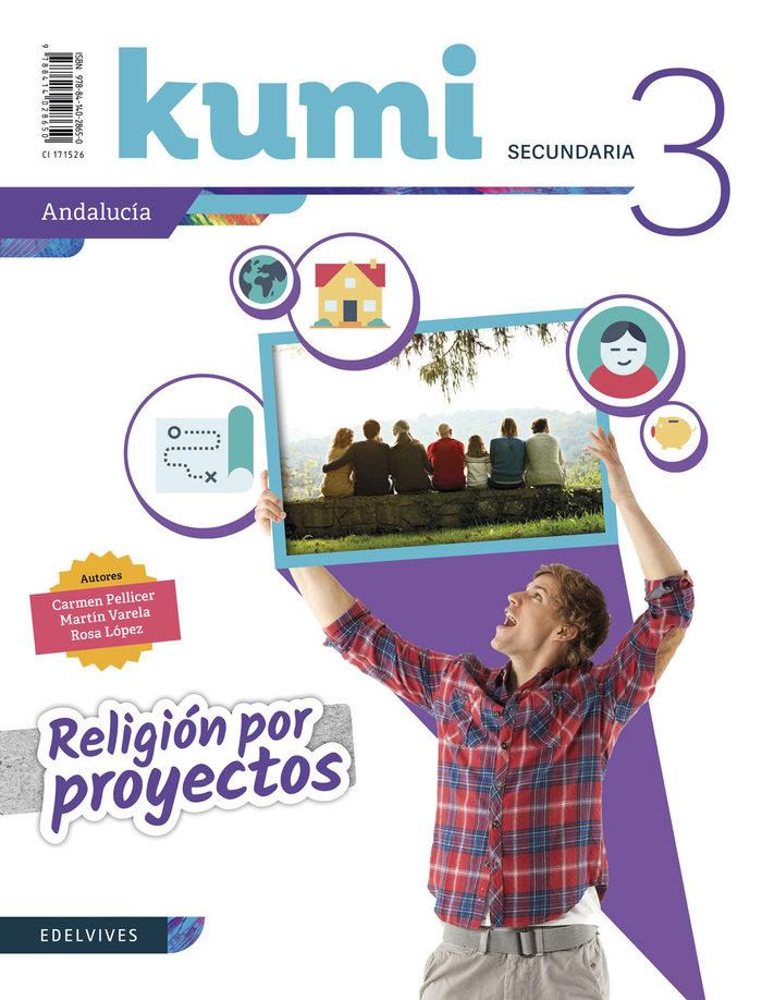 Religion 3ºeso andalucia 20 kumi