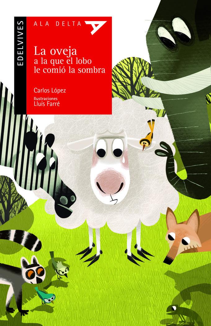 La oveja a la que el lobo le comio la sombra