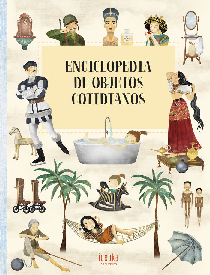 Enciclopedia de objetos cotidianos