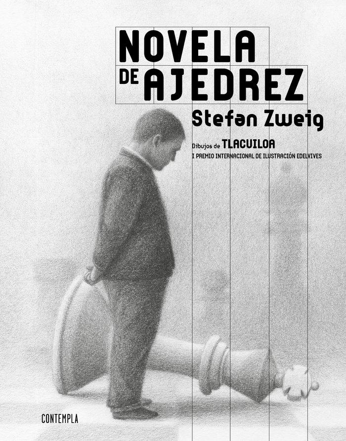 Novela de ajedrez premio de ilustracion edelvives