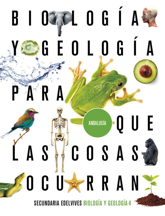 Biologia geologia 4ºeso andalucia 21 para cosas oc