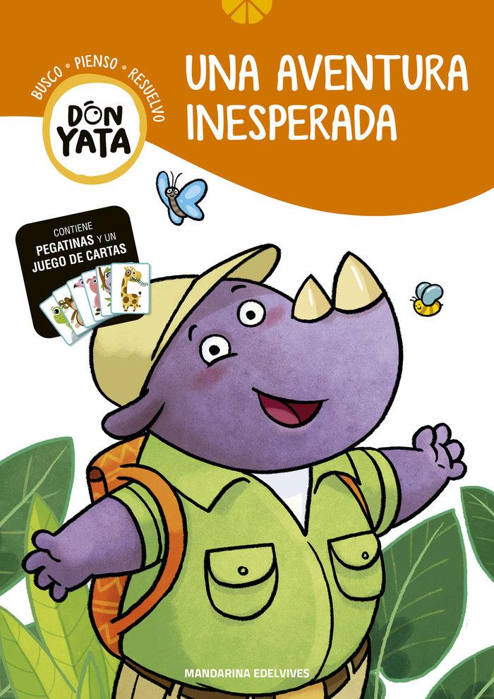 Una aventura inesperada 2 don yata mandarina
