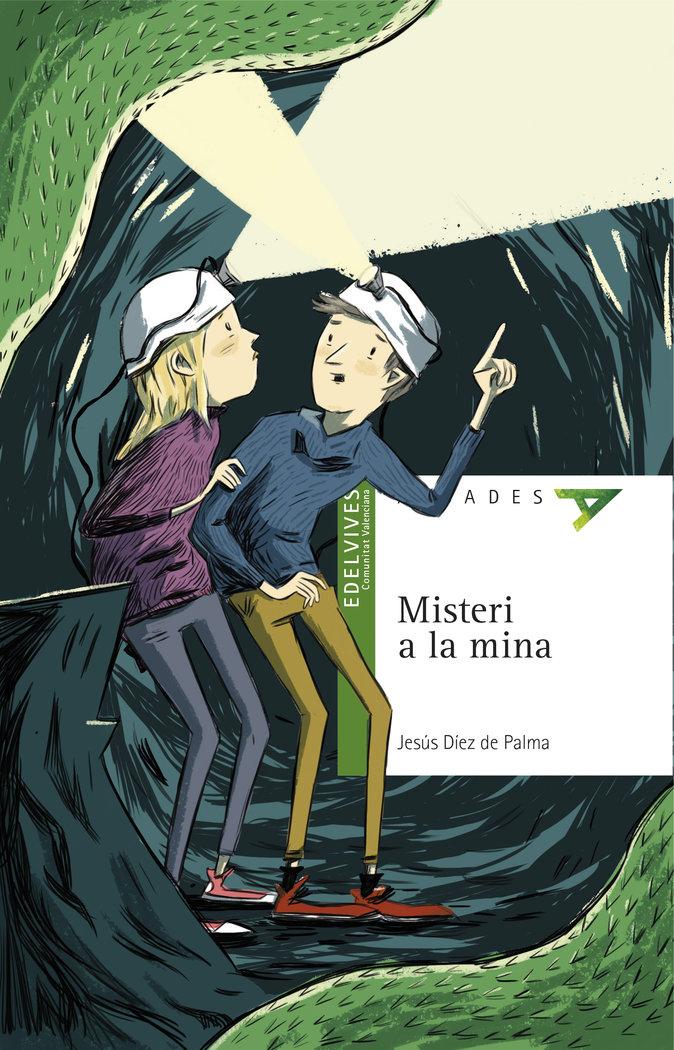 Misteri a la mina valenciano