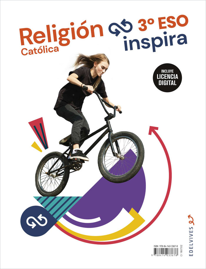 Religion 3ºeso + lic.dig. 21 in&out inspira