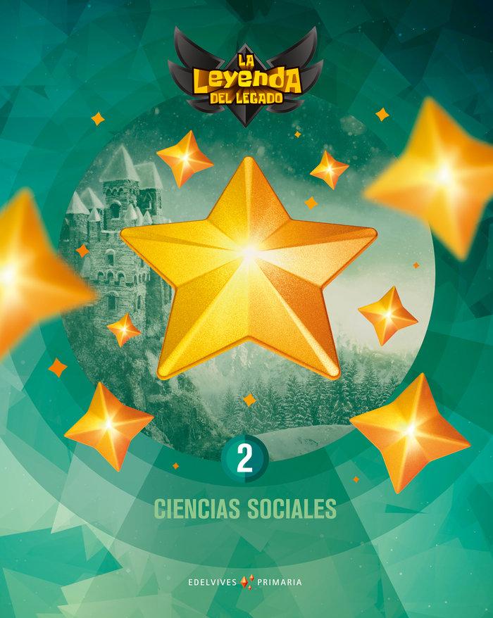 Ciencias sociales 2ºep + lic.digital 21 leyenda le