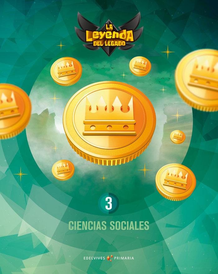 Ciencias sociales 3ºep + lic.digital 21 leyenda le