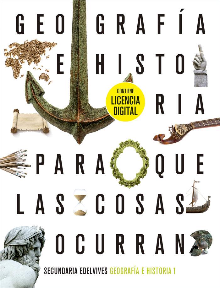 Geografia historia 1ºeso madrid/canar. + lic.dig.