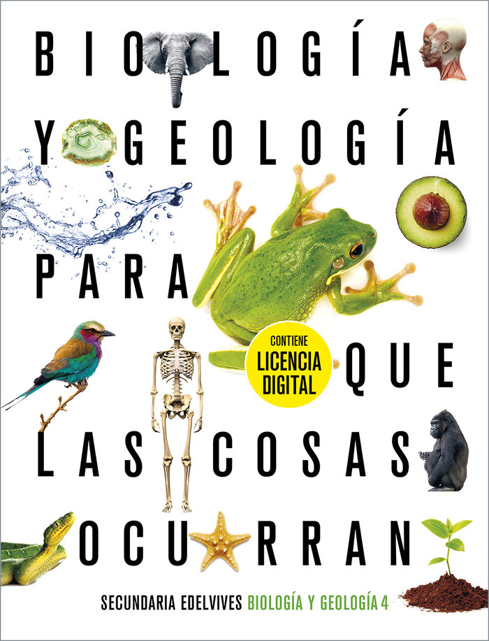 Biologia geologia 4ºeso + lic.digital 21 para cosa