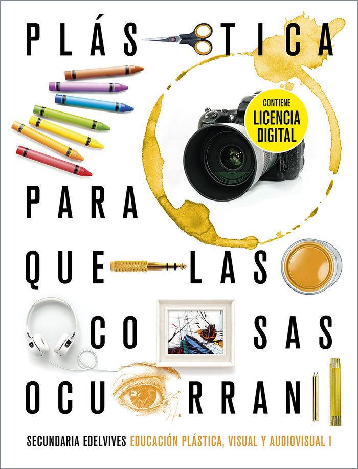 Plastica visual audiovisual i eso + lic.dig. 21 pq