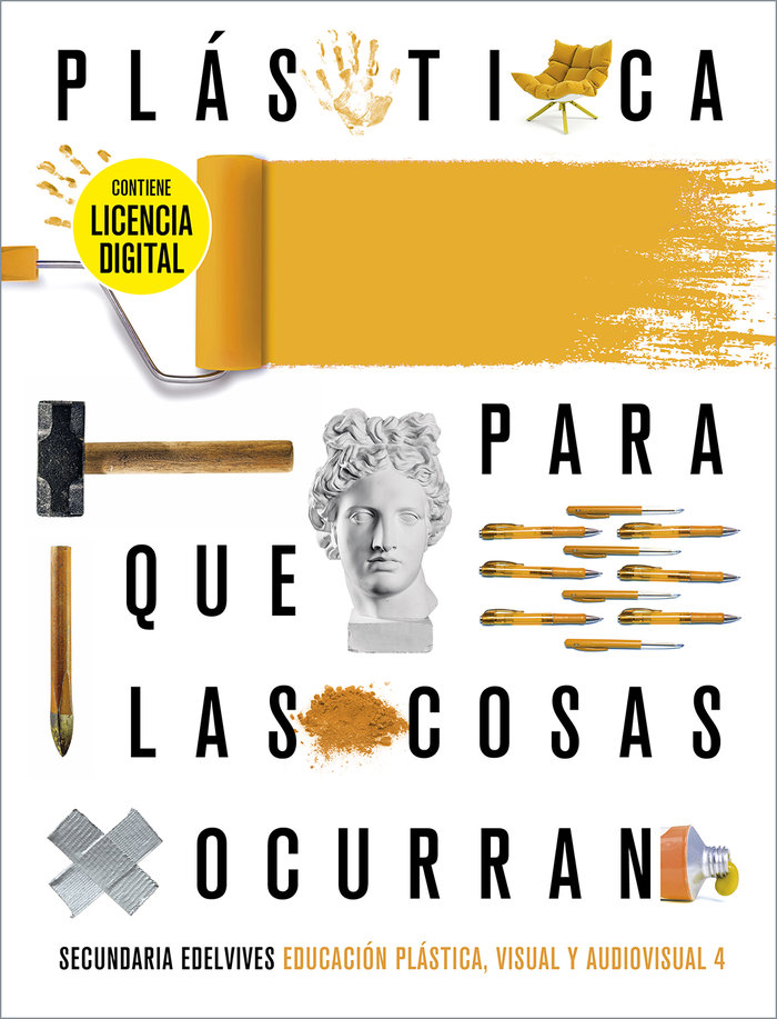 Plastica visual audiovisual 4ºeso + lic.digital 21
