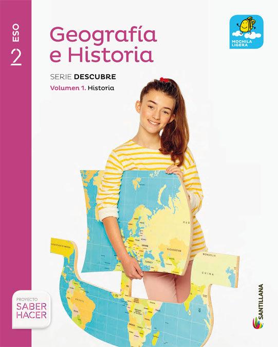 Geografia historia 2ºeso murcia+cuad 16