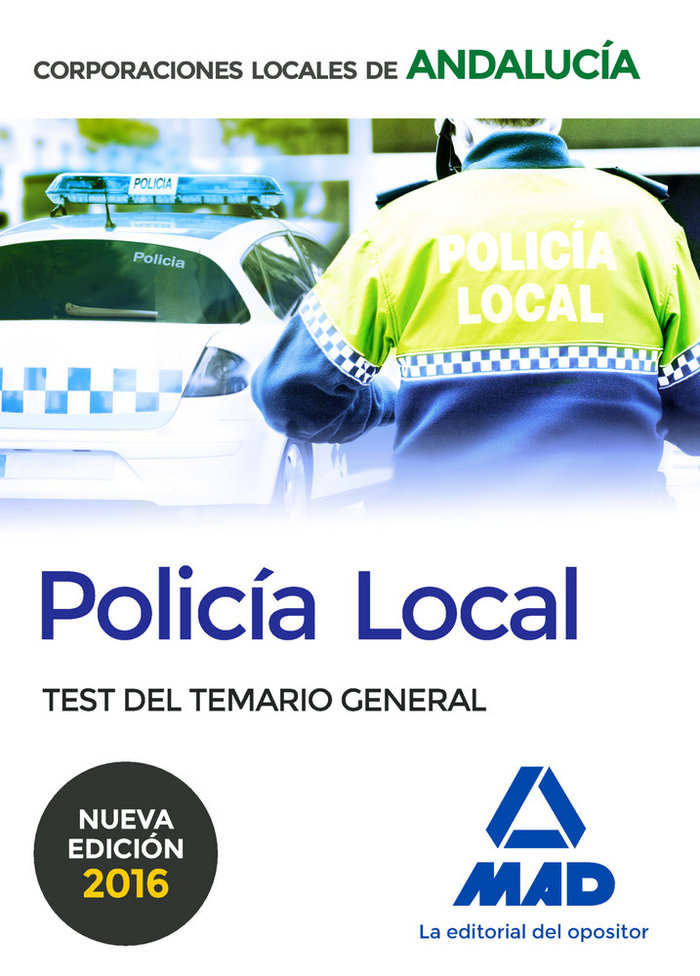 Policia local andalucia test temario general