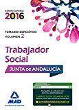 Trabajadores sociales junta andalucia temario 2 especifico