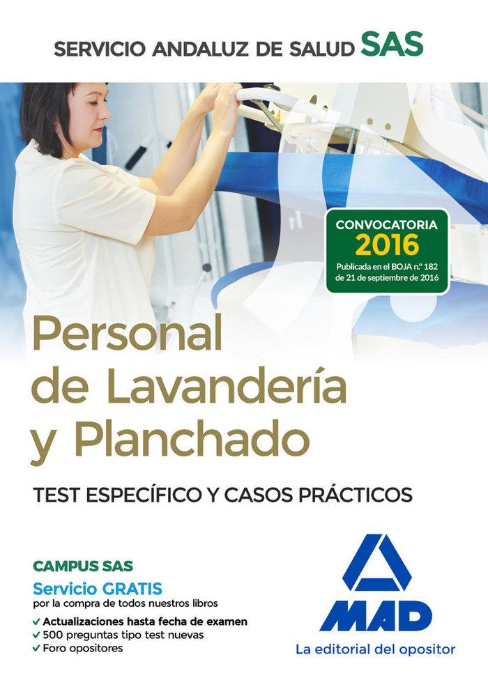 Personal de lavanderia y planchado 2016 test espec.c.practi