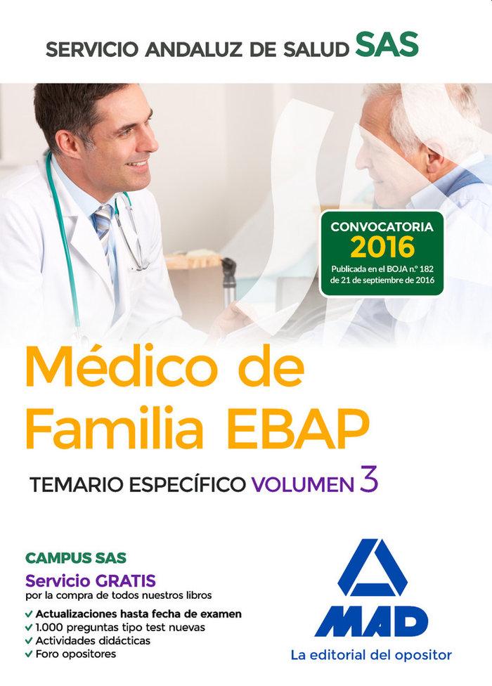 Medico familia ebap sas vol 3