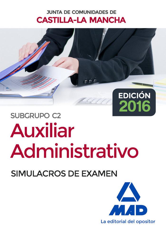 Cuerpo auxiliar administrativo (subgrupo c2) de la junta de