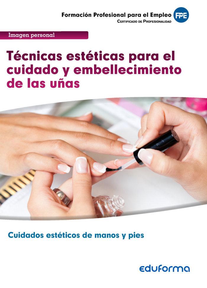 Mf0357 tecnicas esteticas para el cuidado y embellecimiento