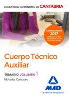 Cuerpo tecnico auxiliar de la administracion de la comunidad