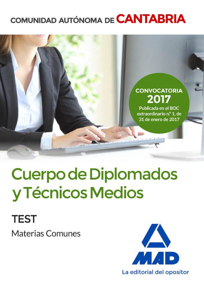 Cuerpo de diplomados y tecnicos medios de la administracion