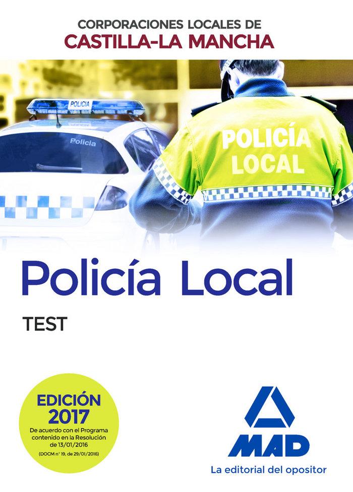 Policia local de castilla-la mancha. test