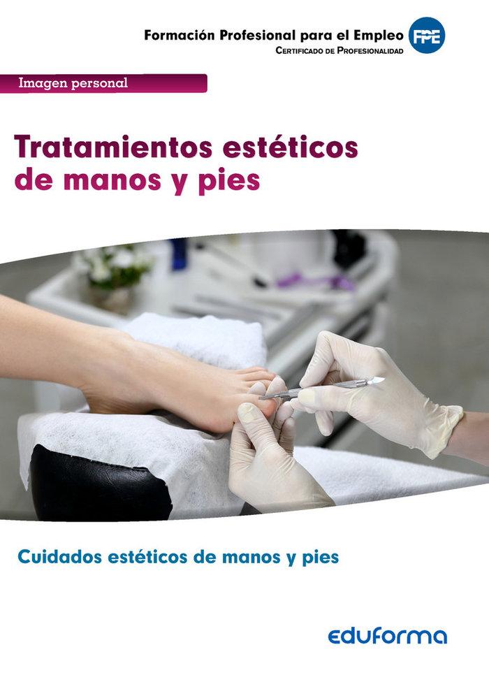 Mf0359 tratamientos esteticos de manos y pies